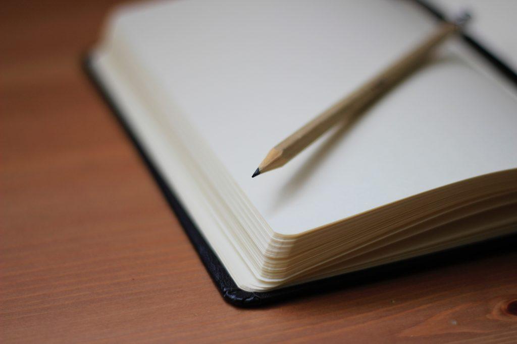 A travel journal.