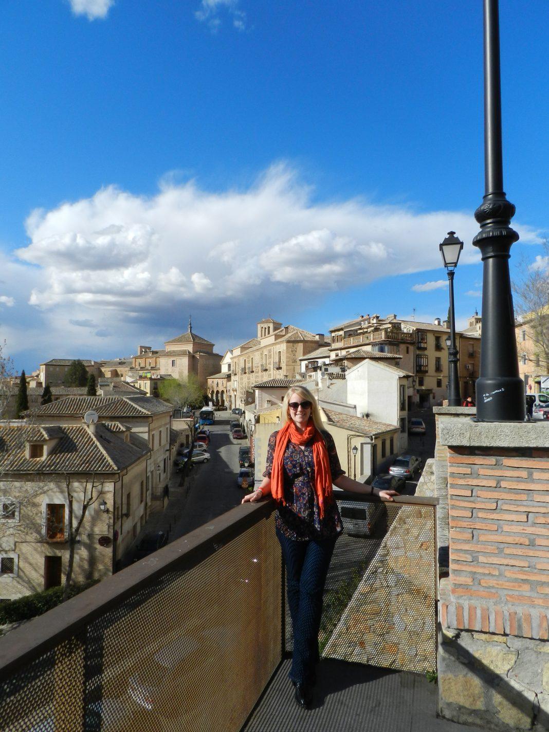 Aimee in Spain 2012