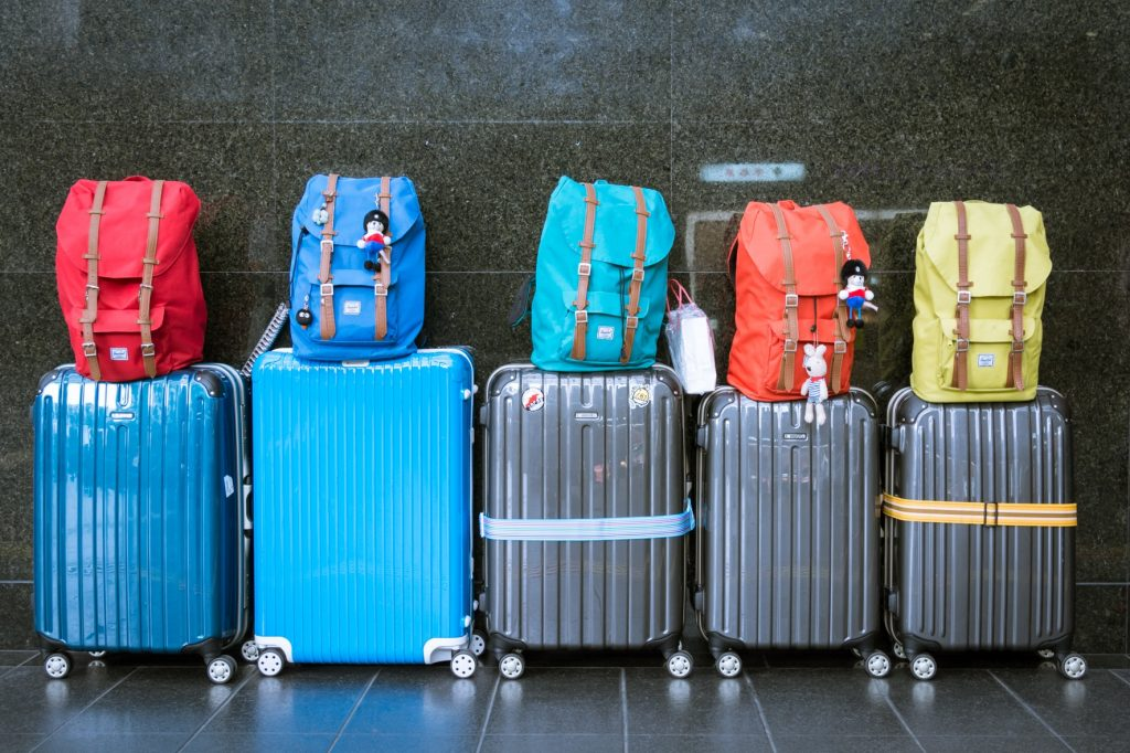 Our travel insurance also covers lost baggage and missed flights!
