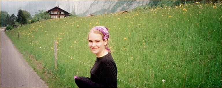 Steve's daughter, Brittney.