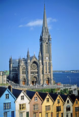 Cork, Ireland - St. Colemans Cathedral