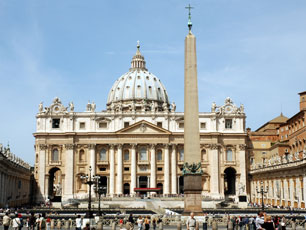 Italy - Vatican St. Peters Cathedral