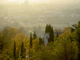Italy - Assisi View