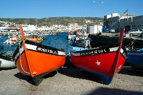 Portugal Boats