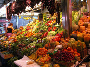 Spain - Fruit Market
