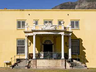 South Africa Cape Town Castle of Good Hope