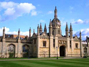 England - Cambridge