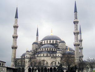 Istanbul, Turkey - Blue Mosque