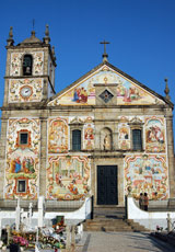 Portugal - Painted Church