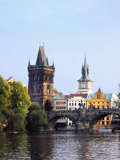 Prague, Czech Republic - St. Charles Bridge