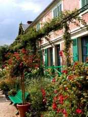France Giverny Monet's House