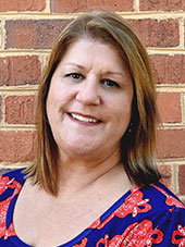 Angie Wood, Accounting Manager