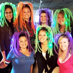 Fellowship Travel- Group support department - crazy hair