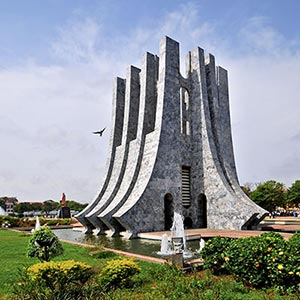 Kwame Nkrumah Memorial Park is a historic site in Accra, Ghana where Panafest will be taking place.