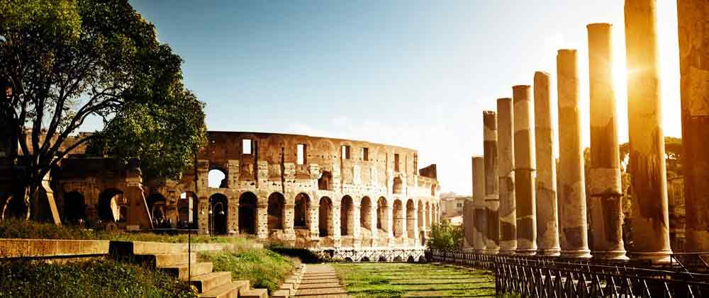 Tours-Sightseeing Italy Rome colosseum