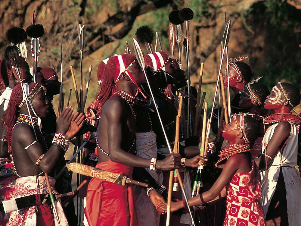 Observe and interact with indigenous tribes in Africa during a faculty-led program focused on anthropology.