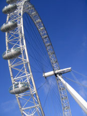 London, England - Eye